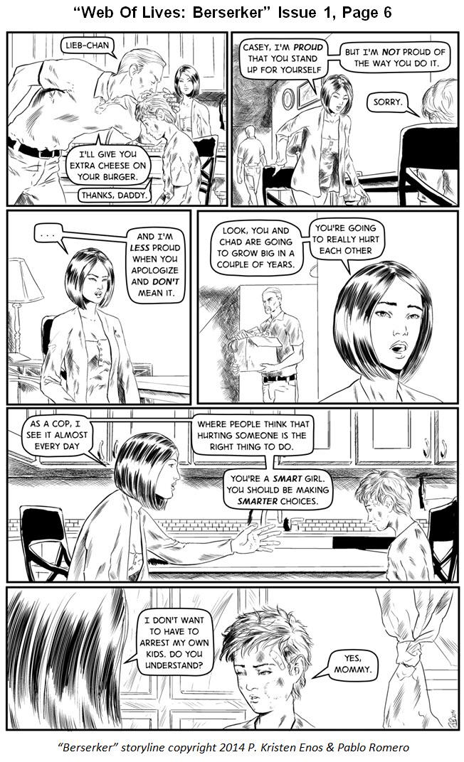Berserker page 6